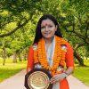 मेधावी छात्रा शुरती पाण्डे जिपिए ३.९२ सहित देशभरमै सर्वोत्कृष्ट विद्यार्थी